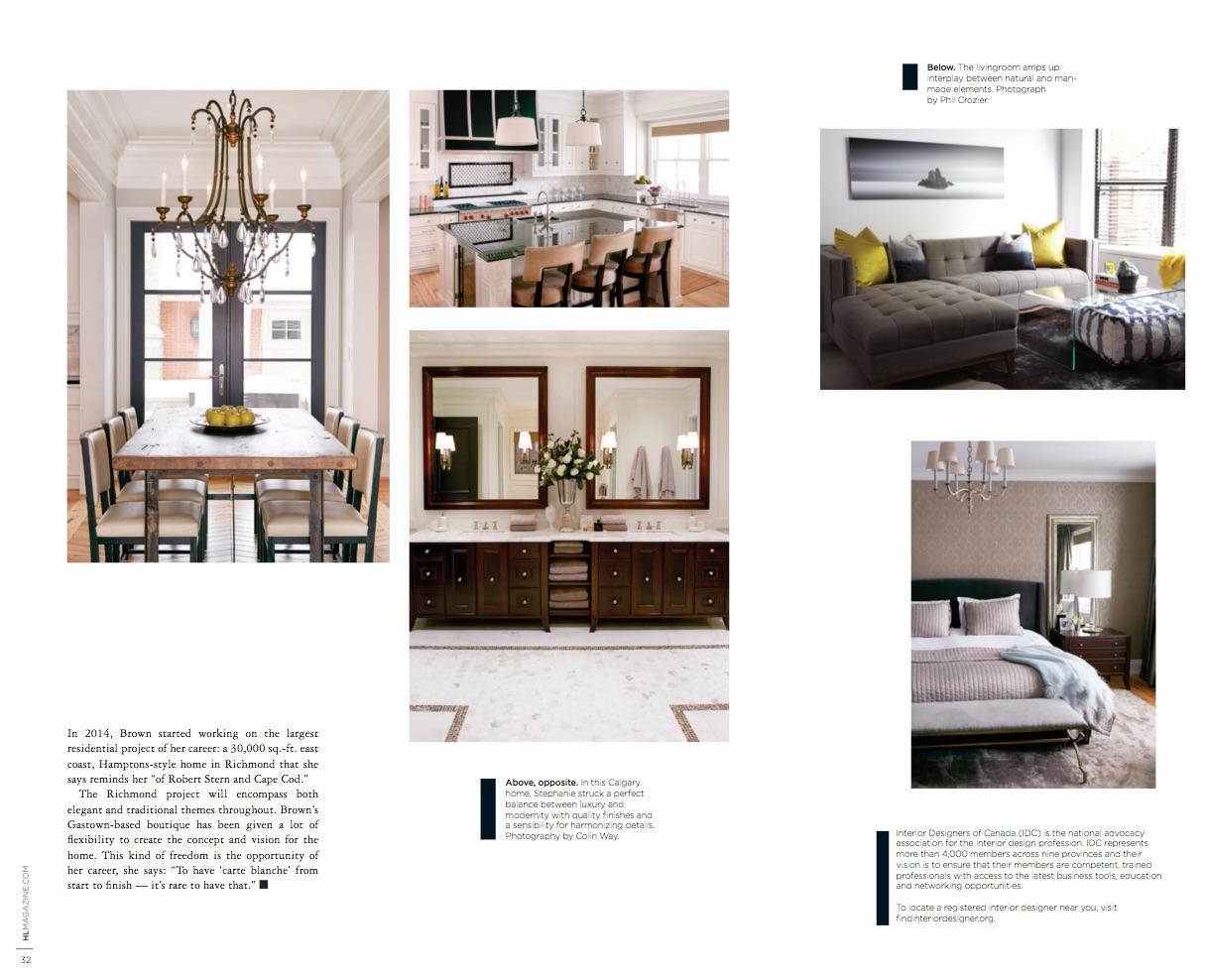 Interior designers of canada